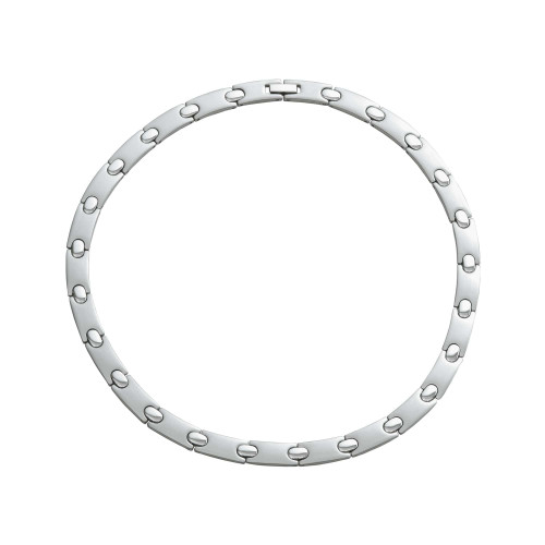 Corrente Aço Oval 8mm 40cm