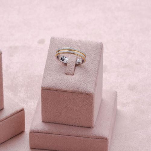 Aliança de Namoro Magnet 5mm IPG com GTR