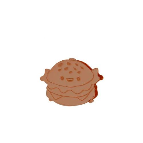 Pingente Aço Hit Hambúrguer 11.5mm