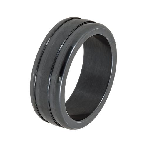 Anel/Aliança de Aço Eros 8mm U.IPO